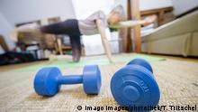 Symbolfoto zum Thema Fitness