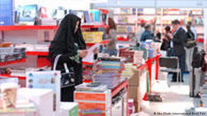 Internationale Buchmesse Abu Dhabi 2010 (Abu Dhabi International Book Fair)
