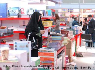 Abu Dhabi International Book Fair 2010 (Foto: ADIBF)