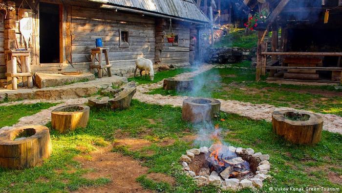 Vukov Konak - Raj za ljubitelje zelenog turizma