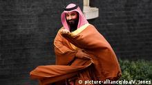Saudi-Arabien 2018 | Kronprinz Mohammed bin Salman