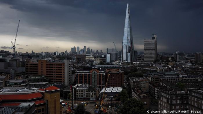 Großbritannien London 2019 | The Shard (picture-alliance/NurPhoto/A. Pezzali)