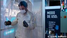 Lateinamerika | Chile | Desinfektionstunnel