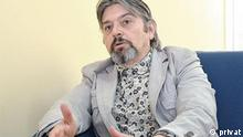 Serbien Psychiater Oliver Vidojević