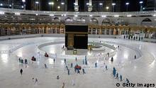 Ramadan Saudi Arabien Mekka Große Moschee