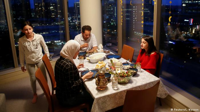 Ramadan USA Washington (Reuters/L. Wasson)