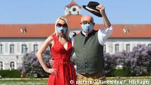 BdT - Coronavirus - Trachtenmasken