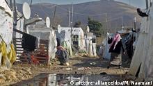 Coronakrise im Libanon Beirut