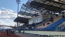 Belarus Schodsina | Coronavirus | Fußball trotz WHO-Warnung