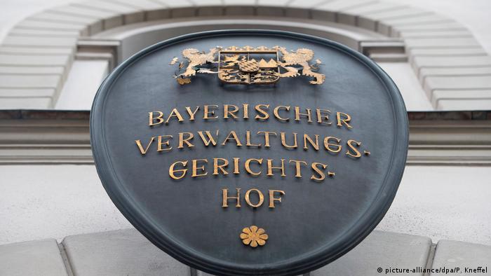 Deutschland München 2014 |Verwaltungsgericht