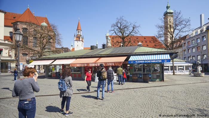 Bayern München Markt Coronavirus