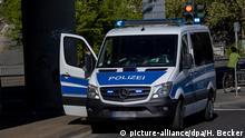Deutschland Würzburg | Routinekontrolle | Polizei