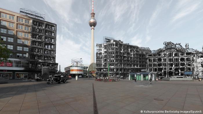 Wirtualna wystawa Berlina po wyzwoleniu