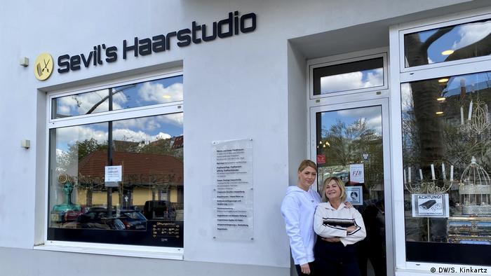 Friseursalon Sevils Haarstudio in Berlin