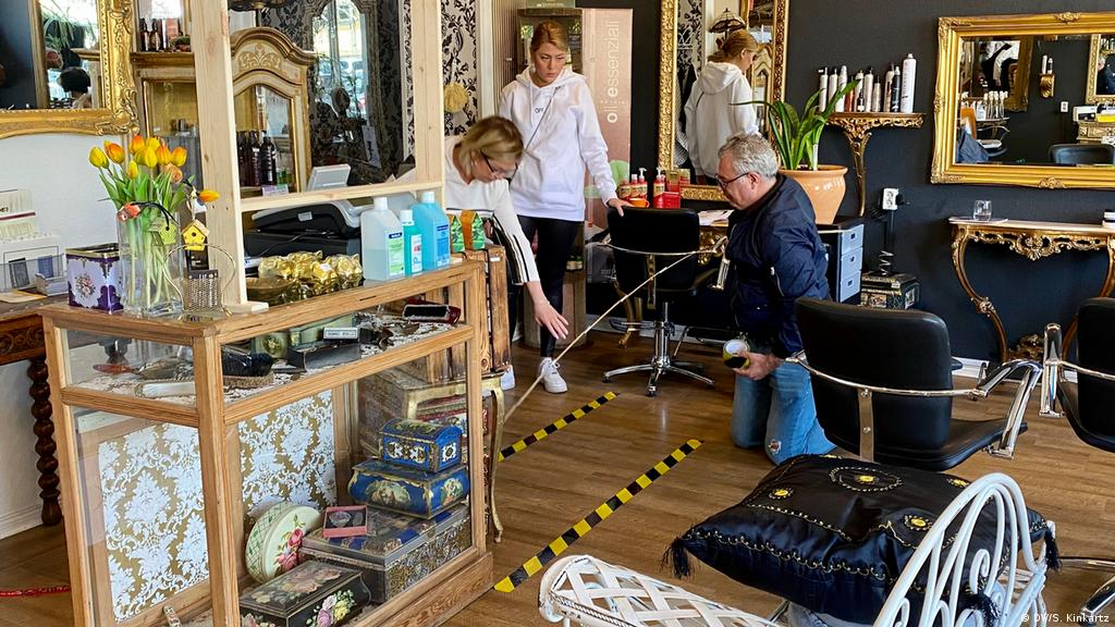 Germany S Hair Salons Set To Open For