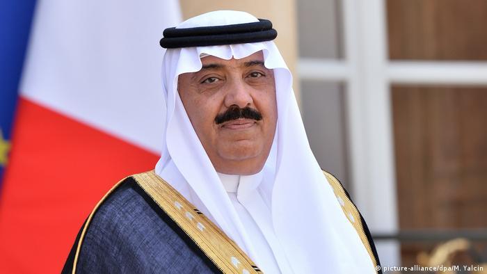 Saudi Prinz Meteb bin Abdullah (picture-alliance/dpa/M. Yalcin)