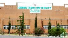Debretabor University, Debre Tabor Autour/Copyright: DW/Alemnew Mekonnen (DW correspondent in Bahrdar) 29.04.20 Schlagworte: Äthiopien, Debretabor, Bildung