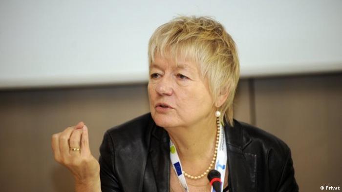 Ilona Kickbusch - Gesundheitsexpertin (Privat)