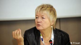 Health expert Ilona Kickbusch