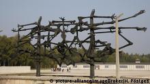 Gedenkstätte Konzentrationslager Dachau, Bayern, Deutschland, Europa | Verwendung weltweit, Keine Weitergabe an Wiederverkäufer.