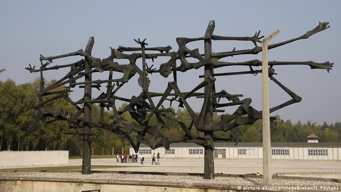 Dachau Concentration Camp Memorial (picture-alliance/ImageBroker/H. Pöstges)