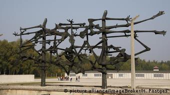 Μνημείο για τους νεκρούς του στρατοπέδου