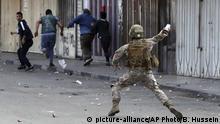 Libanon Tripolis | Unruhen während Anti-Regierungsproteste