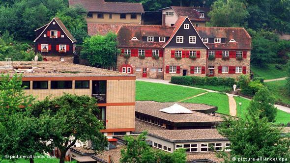 Odenwaldschule in Heppenheim Flash-Galerie