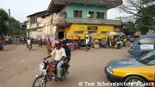 Sierra Leone - Western Union Filiale in Makeni