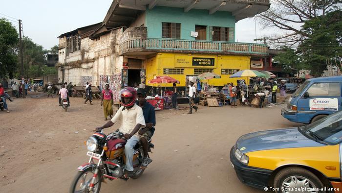 Sierra Leone - Western Union in Makeni