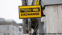 Western Union in Munich (imago images / Alexander Pohl)