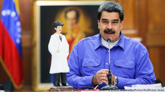 Präsident von Venezuela - Nicolas Maduro