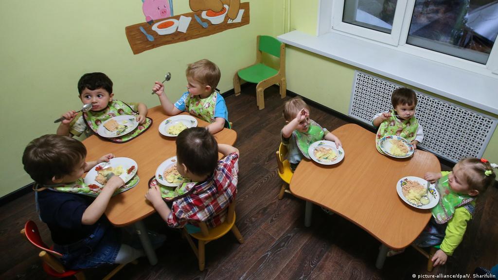 Детские дома в россии и за рубежом дом в мадриде купить