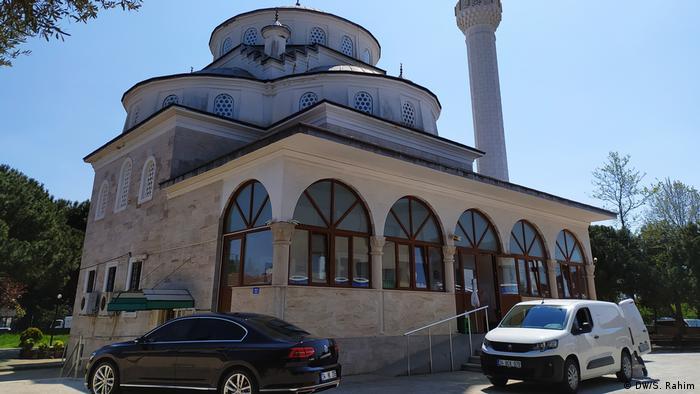 Masjid Dedeman: Unik di antara banyak masjid (DW/S. Rahim)