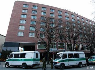 Hyatt Hotel at Potsdamer Platz
