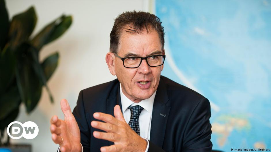 لقاح كورونا.. وزير التنمية الألماني يوصي بالدول الفقيرة خيراً