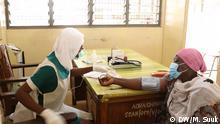 Ghana Tamale   Coronavirus   SDA-Krankenhaus