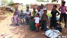Ghana Tamale | Coronavirus | Frauen mit Kindern