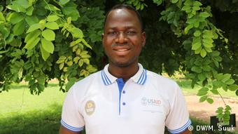 Ziblim Alhassan, Policy Analyst in Tamale, Ghana