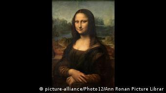 Leonardo da Vincis Gemälde Mona Lisa (1503-1506) (picture-alliance/Photo12/Ann Ronan Picture Librar)