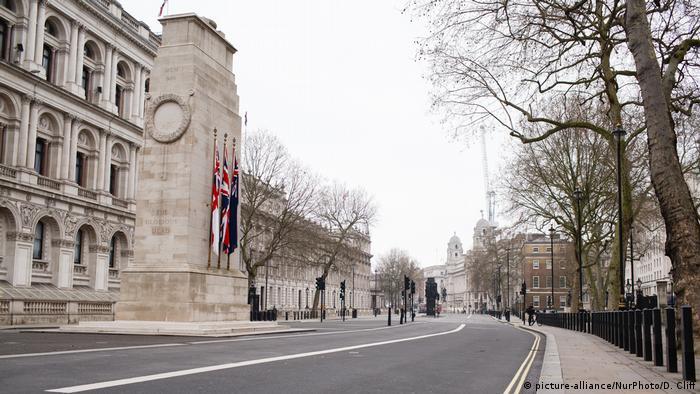 Cenotaph in London, UK (picture-alliance/NurPhoto/D. Cliff)