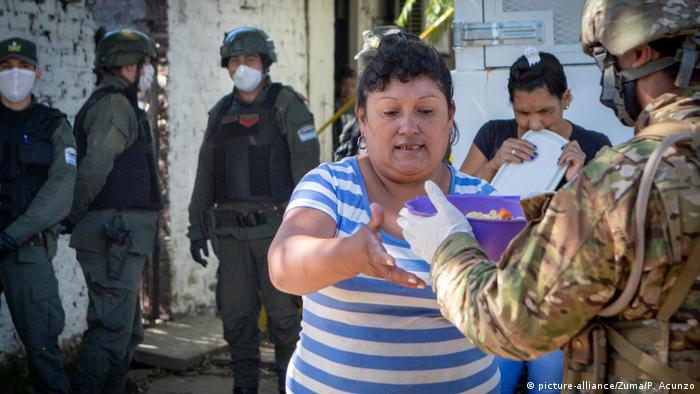 Argentinien Corona-Krise