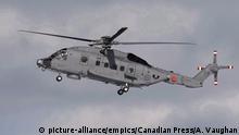 Kanada CH-148 Cyclone Militärhubschrauber