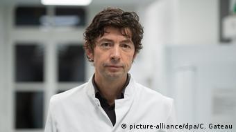 Вирусологът Кристиан Дростен