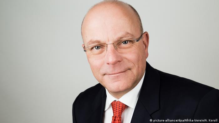 Christoph Kannengießer, Hauptgeschäftsführerdes Afrika-Vereins der deutschen Wirtschaft