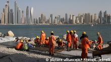VAE Dubai | Arbeiter