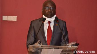 neuer Generalstaatsanwalt der Republik Guinea-Bissau | Fernando Gomes