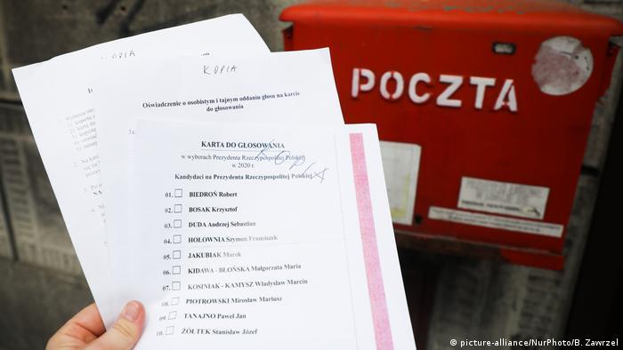 Польща, вибори, коронавірус
