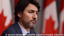Kanada Ottawa Pressekonferenz Hubschrauberabsturz | Justin Trudeau
