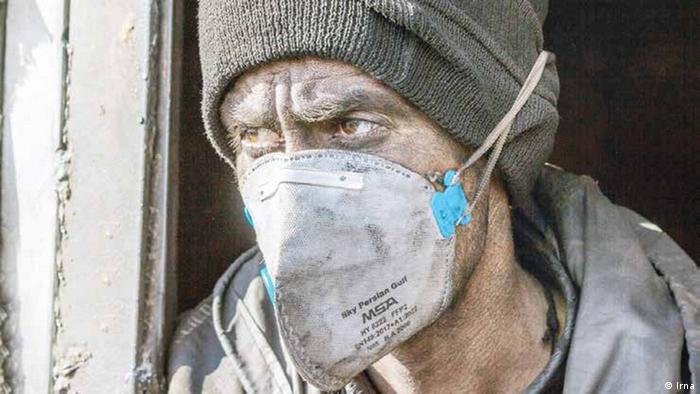 iranische Arbeiter (Irna)